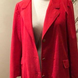 Vintage Abe Schrader trench coat